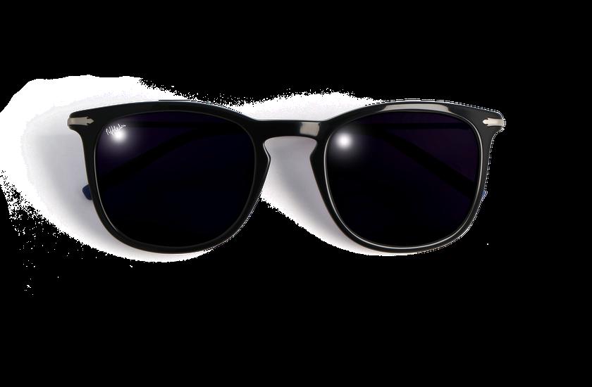 Lunettes de soleil homme BATH noir - danio.store.product.image_view_face