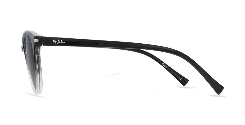 Óculos de sol SEROS BK preto - Vista lateral
