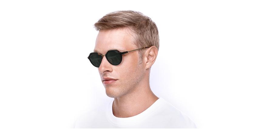 Óculos de sol SWANN TO tartaruga - vue de 3/4