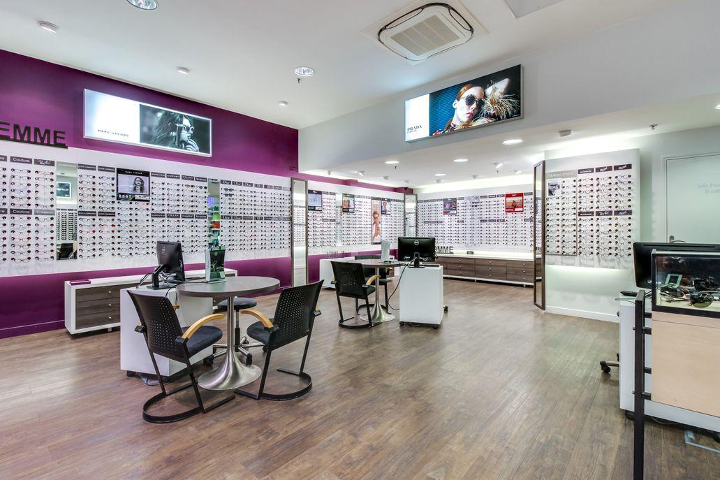 Opticien afflelou cesson sevigne centre commercial - Centre commercial cesson ...