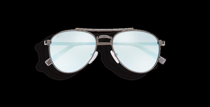 Gafas de sol niños IAGO plateado - vista de frente