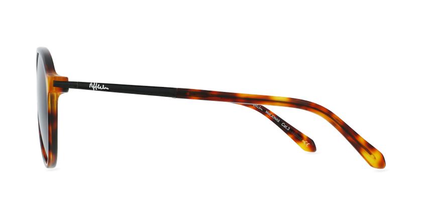 Óculos de sol homem JONAS TO tartaruga  - Vista lateral