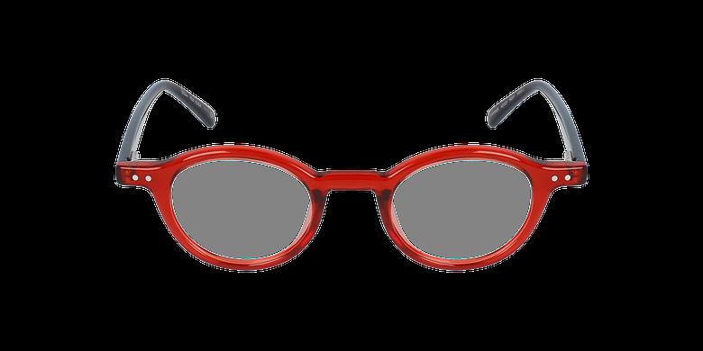 Óculos graduados senhora ALIDA RD (TCHIN-TCHIN +1€) vermelho
