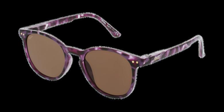 Óculos de sol criança FELIZ TOPU tartaruga/violeta