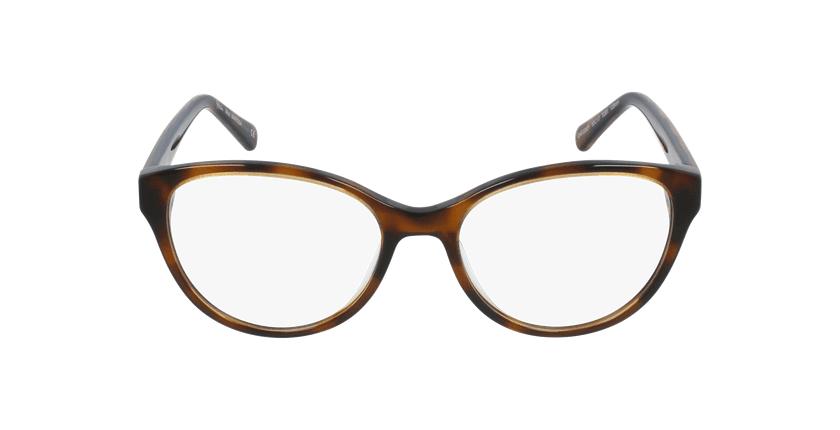 Óculos graduados senhora OAF20521 TO (TCHIN-TCHIN +1€) tartaruga  - Vista de frente