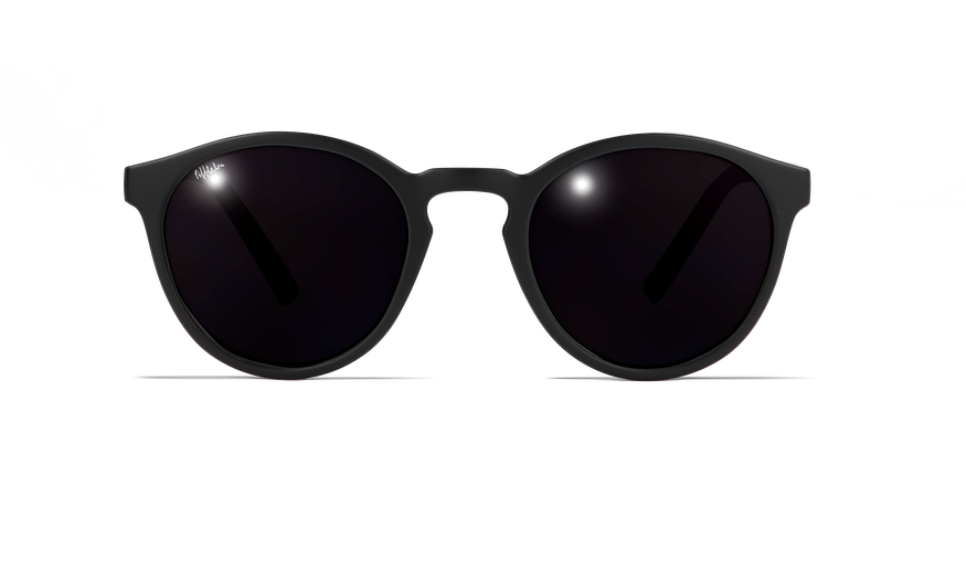 Lunettes de soleil femme RAINBOW noir