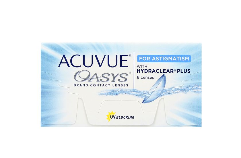 Lentilles de contact Acuvue® Oasys® for Astigmatism 6L - danio.store.product.image_view_face