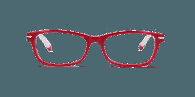 Óculos graduados senhora KENT vermelho