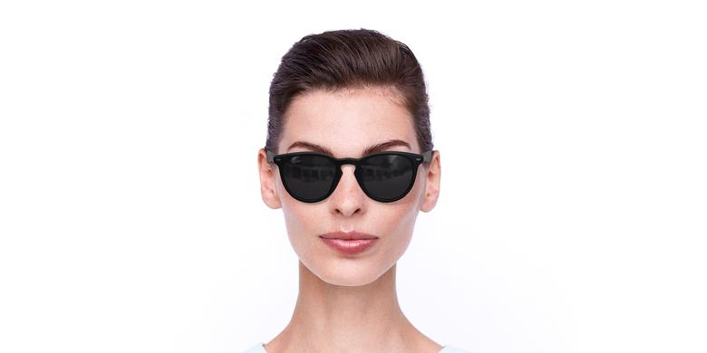 Óculos de sol H20 BK preto