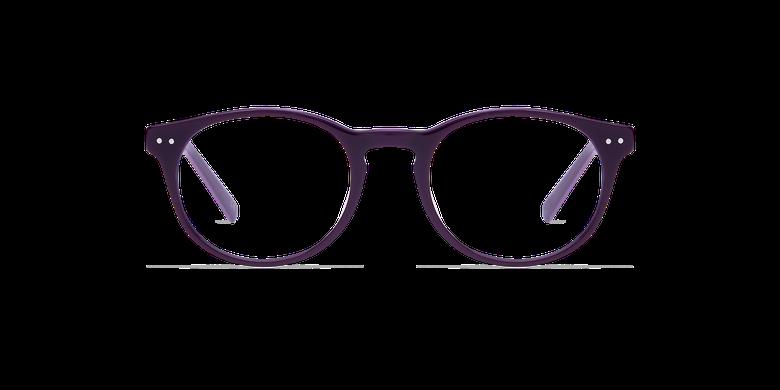 Lunettes de vue homme RUBEN violet