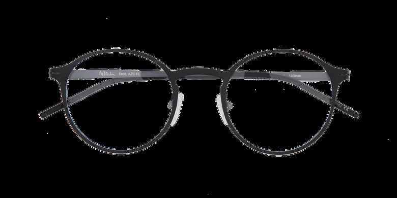 Óculos graduados homem AZOTE BKGU preto/cinzento