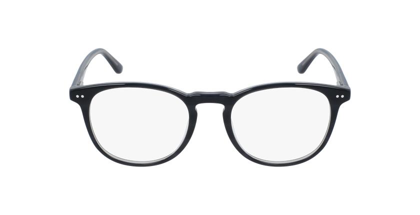 Óculos graduados homem FARES BL (TCHIN-TCHIN +1€) azul - Vista de frente