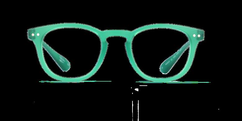 Lunettes de vue BLUE BLOCK MIXTE vert