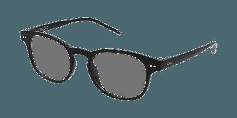 Óculos graduados criança MAGIC 50 BLUEBLOCK - BLOQUEIO LUZ AZUL preto