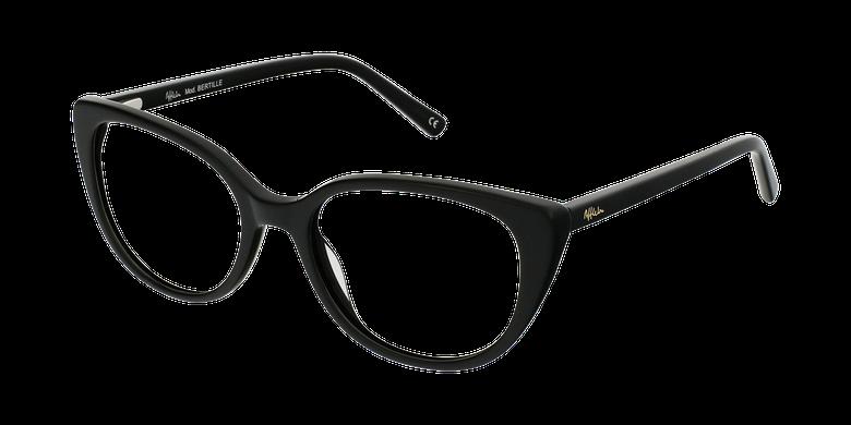 Óculos graduados senhora BERTILLE BK (TCHIN-TCHIN +1€) preto