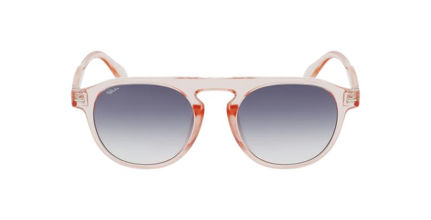 Óculos de sol BEACH PK rosa - Vista de frente