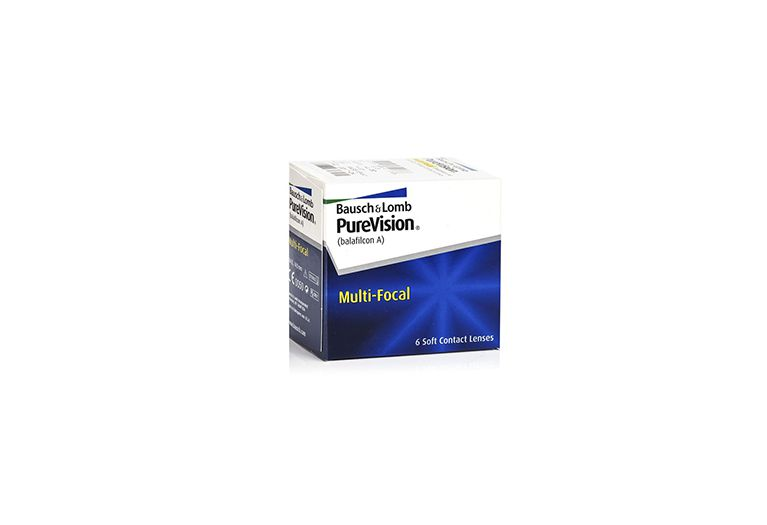 Lentilles de contact PureVision Multifocal 6L