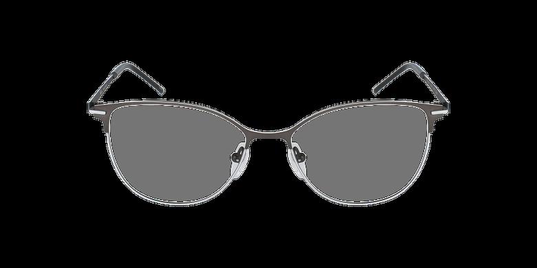Lunettes de vue femme JUNON gris/blanc