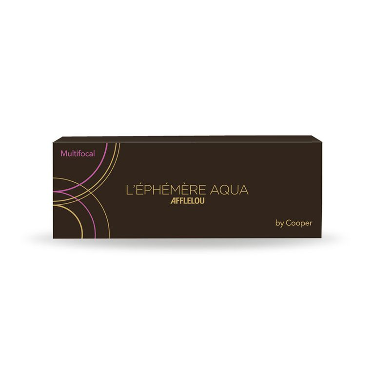 Lentillas L'EPHEMERE AQUA 1-DAY MULTIFOCAL HIGH