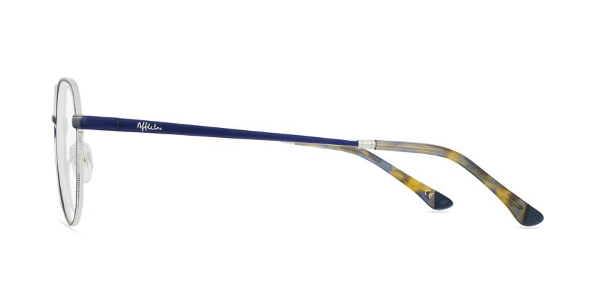 Óculos graduados MAGIC 95 BL azul/prateado - Vista lateral