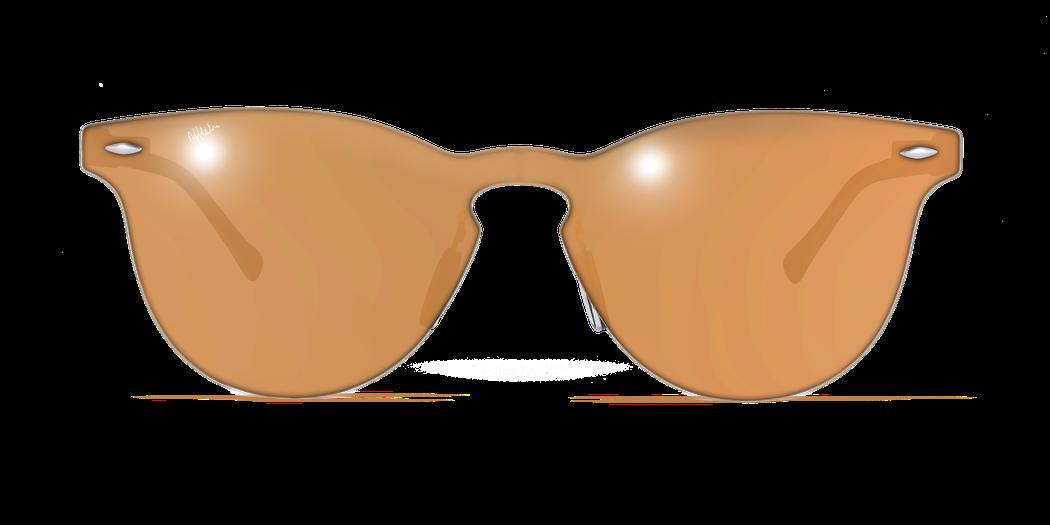 Lunettes de soleil femme COSMOS2 orange