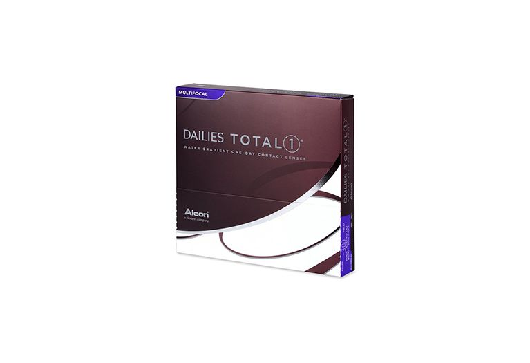 Lentilles de contact Dailies Total 1 Multifocal 90L