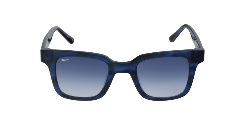 Óculos de sol senhora KAREN TOBL tartaruga /azul - Vista de frente