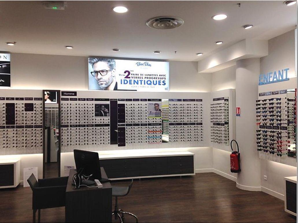 Opticien afflelou montreuil centre commercial carrefour - Carrefour porte de montreuil horaires ...