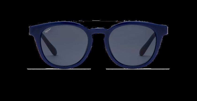 Gafas de sol niños ALIZOS azul - vista de frente