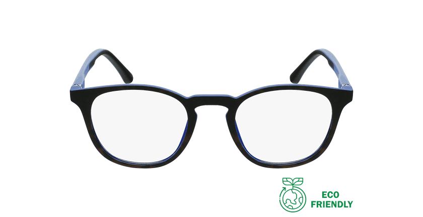 Óculos graduados criança MAGIC 79 TO - ECO FRIENDLY tartaruga /azul - Vista de frente