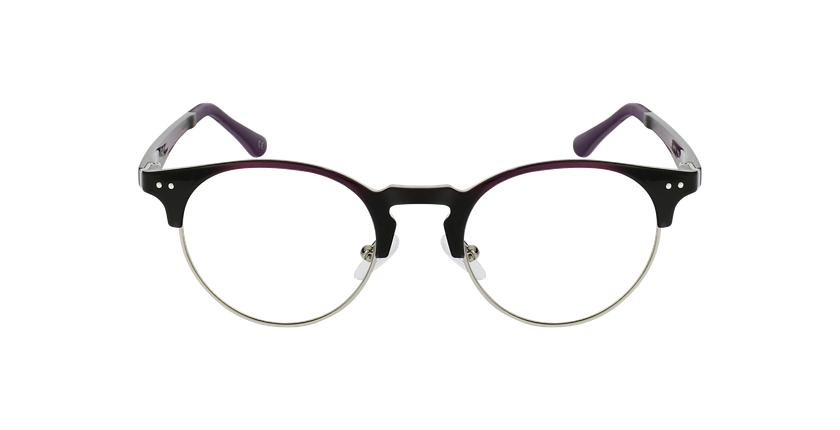 Óculos graduados MAGIC 93 PU ECO FRIENDLY violeta/prateado - Vista de frente