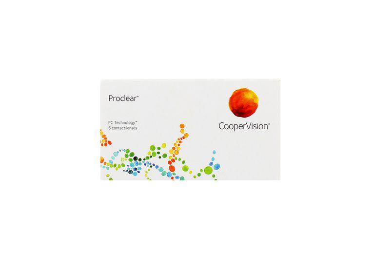Lentilles de contact Proclear® Sphère - Boîte de 6