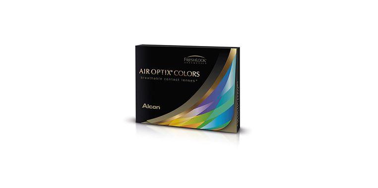 Lentes de contacto Air Optix Colors