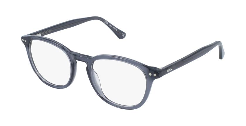 Lunettes de vue femme OAF20523 gris - vue de 3/4