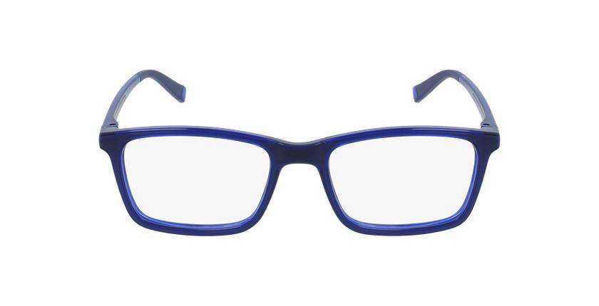 Lunettes de vue enfant RFOC1 bleu - Vue de face