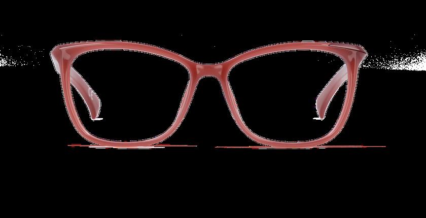Gafas graduadas mujer CALVIN KLEIN JEANS rosa - vista de frente
