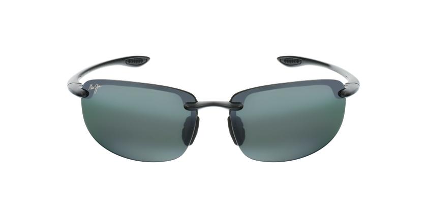Gafas de sol Ho'okipa negro - vista de frente