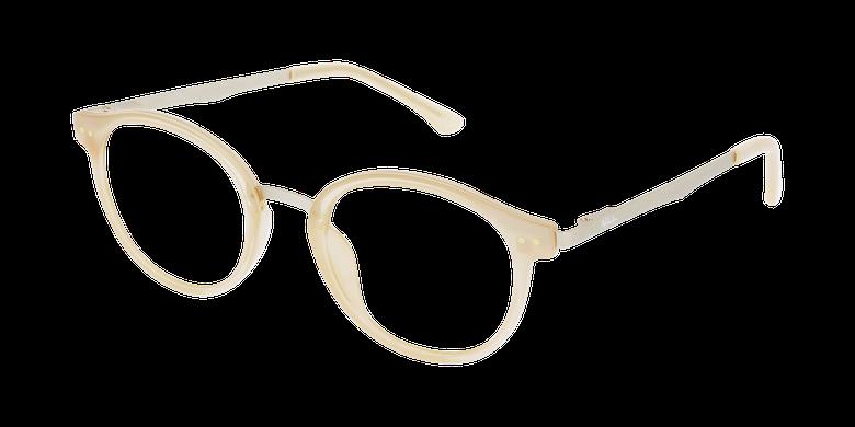 Óculos graduados senhora MAGIC 97 BGGD bege/dourado