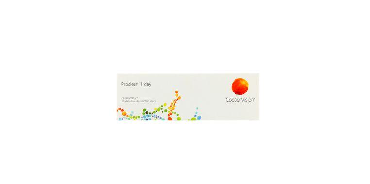 Lentilles de contact Proclear® 1day 30L