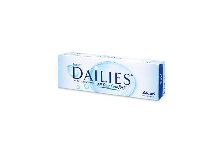 Lentes de contacto Dailies All Day Comfort 30L