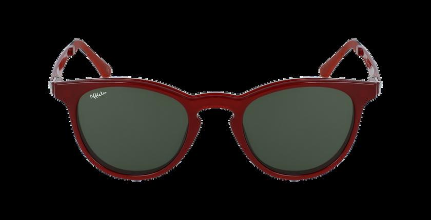 Lunettes de vue MAGIC 27 BLUEBLOCK rouge - Vue de face