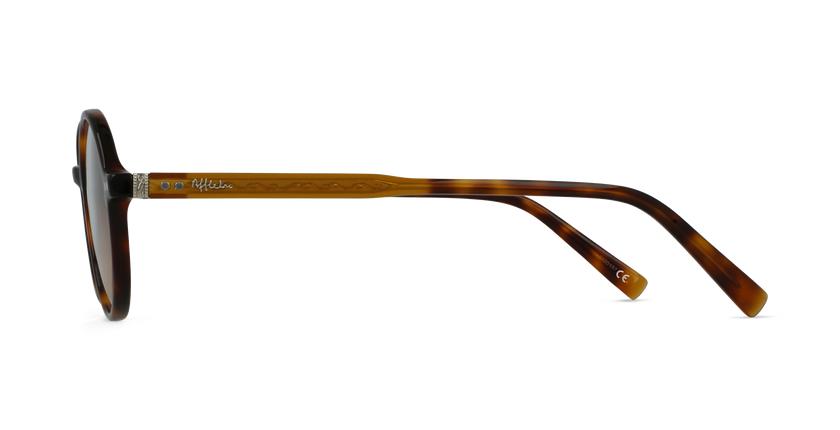 Óculos graduados BERLIOZ TO tartaruga  - Vista lateral