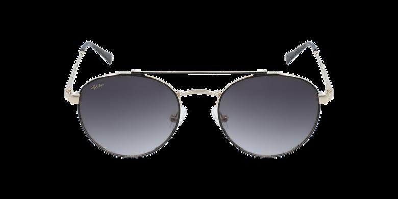 Óculos de sol criança SANTIAGO BK preto/dourado