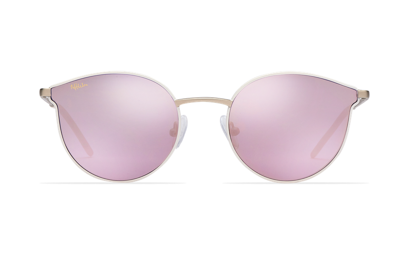 Gafas de sol mujer MELROSE blanco - danio.store.product.image_view_face