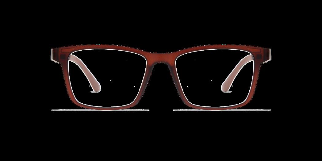 Lunettes de vue homme SMART 1 marron