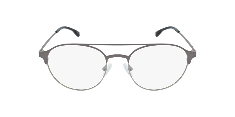 Óculos graduados homem MAGIC 52 BLUEBLOCK - BLOQUEIO LUZ AZUL cinzento/prateado