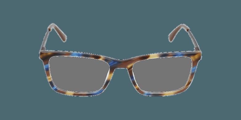 Óculos graduados homem MARC BL (TCHIN-TCHIN +1€) azul/castanho