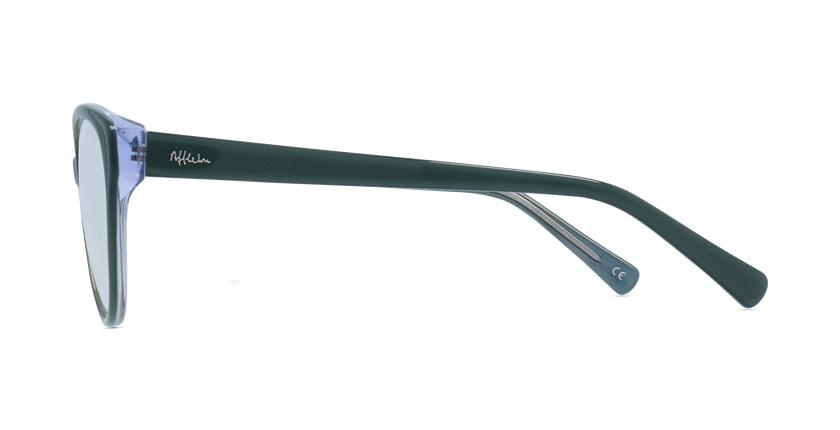 Óculos graduados senhora OAF20521 GR (TCHIN-TCHIN+1) verde - Vista lateral