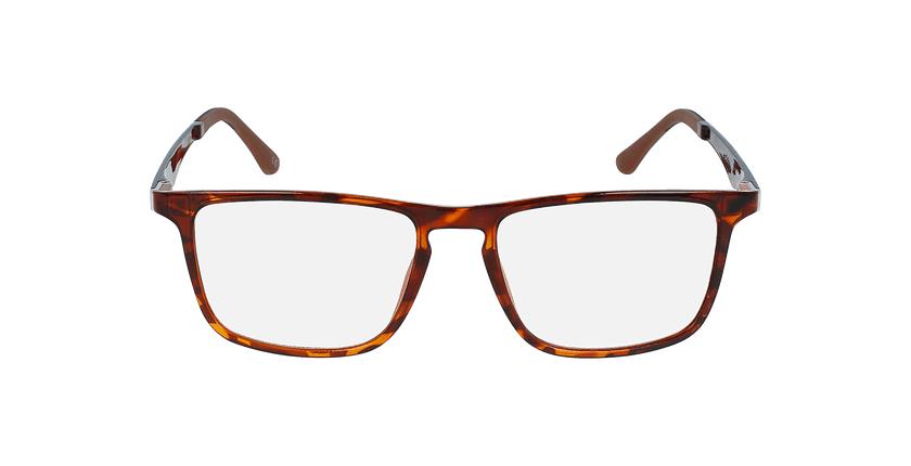 Óculos graduados homem MAGIC 38 BLUEBLOCK - BLOQUEIO LUZ AZUL tartaruga  - Vista de frente