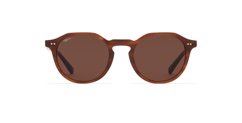 Óculos de sol JANIS SAM castanho - Vista de frente